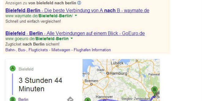 bessere stauwarnungen bei google maps. Black Bedroom Furniture Sets. Home Design Ideas