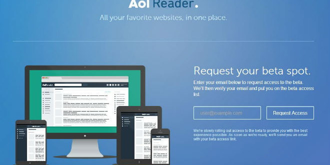 AOL Reader Alternative Google Reader
