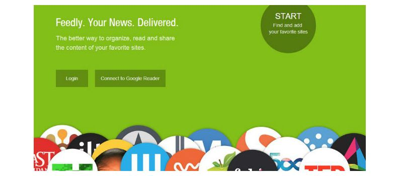 Feedly Alternative zu Google Reader