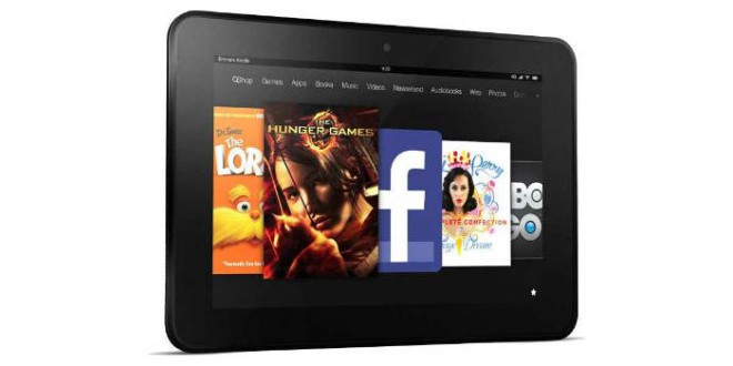 Amazon arbeitet an neuen Kindle Tablets