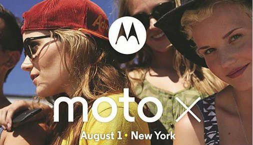 Moto X Event in New York