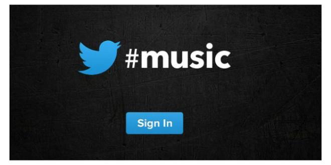 Twitter #Music nun auch in Deutschland