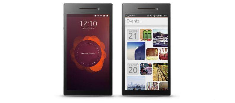 Ubuntu Edge Geschichte