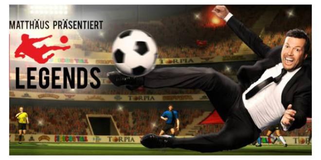 11 Legends - Legenden gegen die Flut - Lothar Matthäus