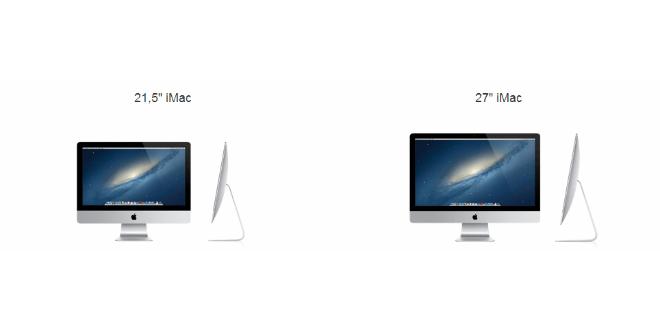 Die neuen iMac 2013 mit Haswell Prozessor sind da