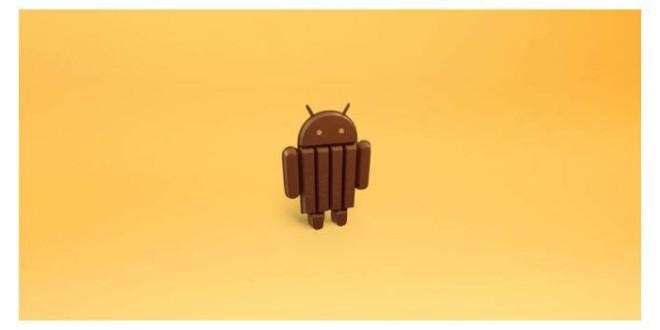 Google kündigt Android Kitkat an