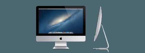 iMac 21,5 Zoll 2013