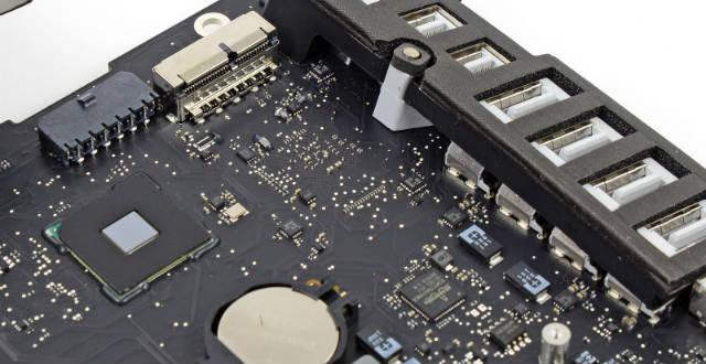 iMac CPU