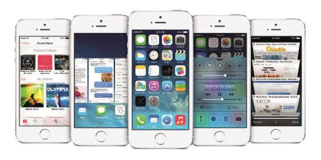 iOS 7 lässt Apple Server zusammenbrechen