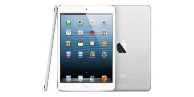 iPad Mini 2 Apple-Tablet mit bunten Farben
