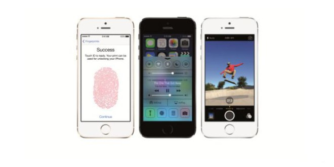 iPhone 5S Fingerabdruckscanner geknackt
