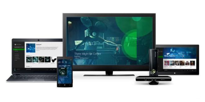 Microsoft startet X-Box Music für Android und iOS