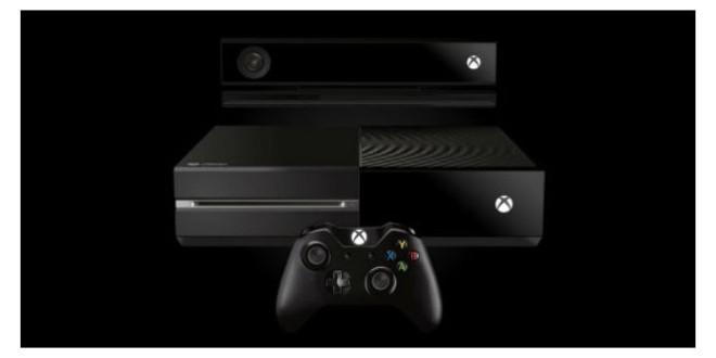 Microsoft Xbox One nicht vertikal aufstellen