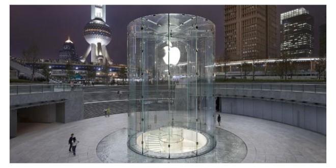 Saphire Glas in kommenden iPad 5 und iPad Mini 2