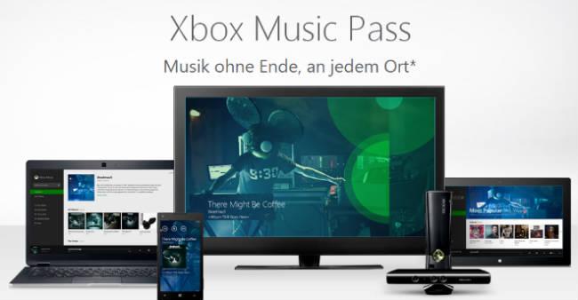 X-Box Music für Android und iOS