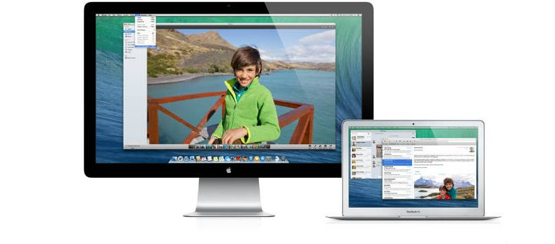 Apple MacOS Mavericks