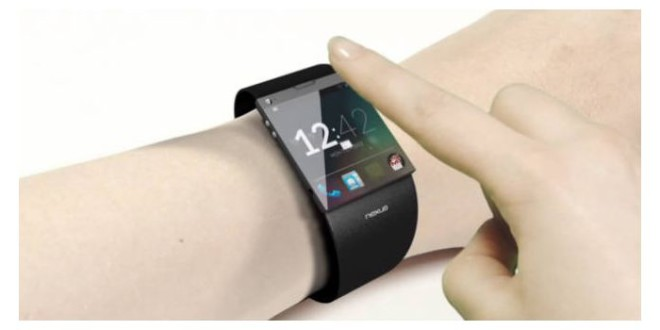 Google Gem: Google Nexus Smartwatch