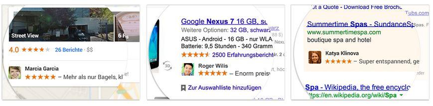 Google gemeinschaftliche Werbung