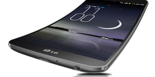 LG G Flex Phablet
