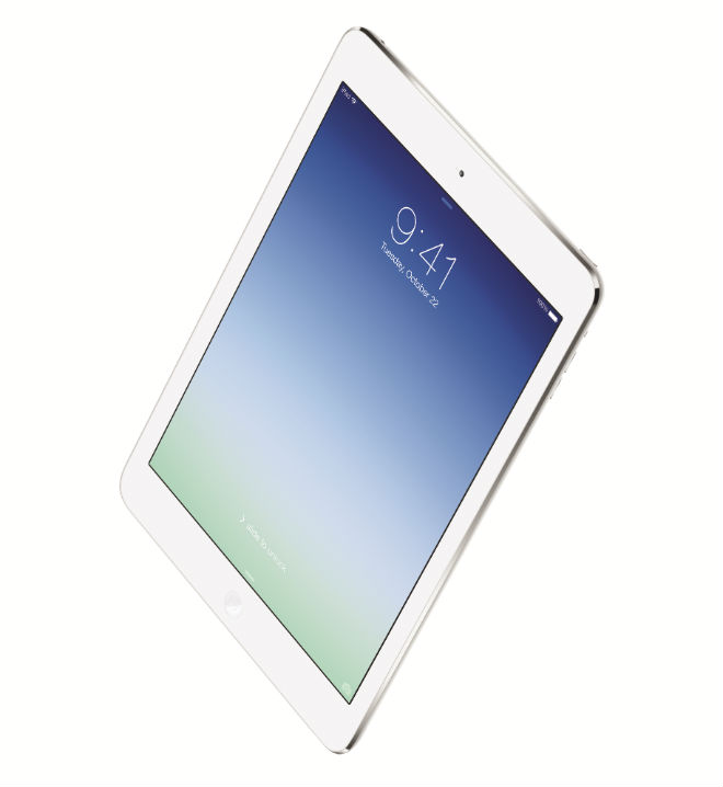 iPad Air im Test