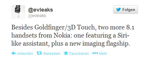 Nokia Lumia Goldfinger und Moneypenny