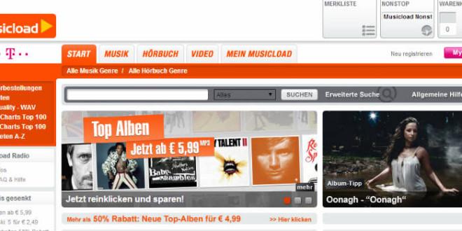 Musicload Telekom