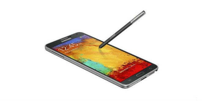 Samsung Galaxy Note 3 Phablet
