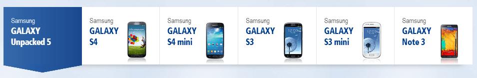 1und1 Samsung Galaxy S5