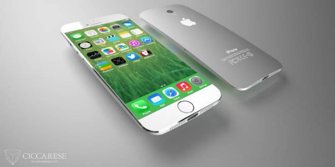 iPhone Air ohne Rand