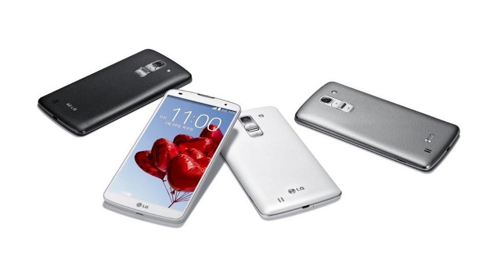 LG G Pro 2 - Farben und Varianten