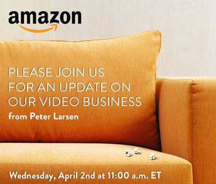 Amazon Presseevent