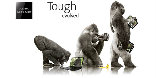 CORNING GORILLA GLASS 3