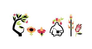 Google Doodle Frühlingstagundnachtgleiche