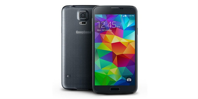 Goophone Galaxy S5