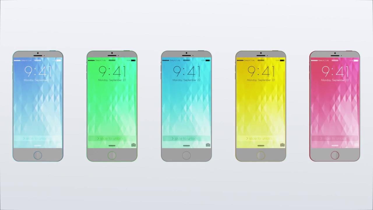 iPhone 6C Serie