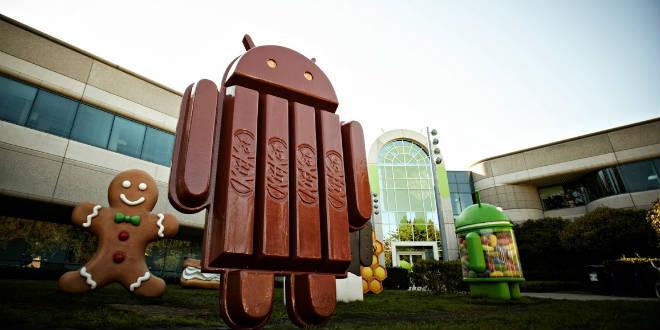 Samsung Galaxy S3 mit Android Kitkat
