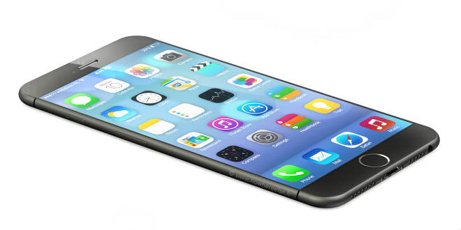 iPhone 6 mit neuem Look