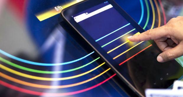 Google Nexus 8 von HTC
