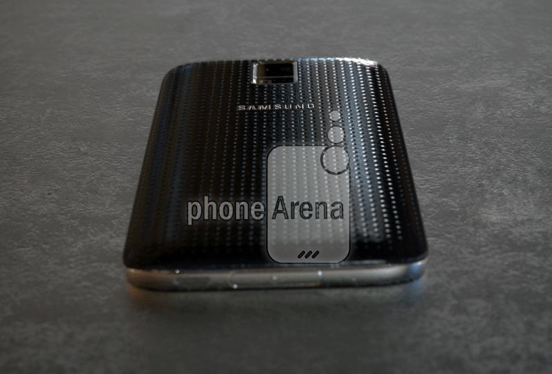 PhoneArena Samsung Galaxy S5 Prime Rückseite