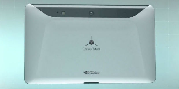 Android Tablet Project Tango