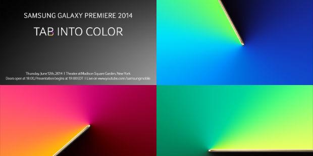 Samsung Galaxy Premiere - Tab into Color
