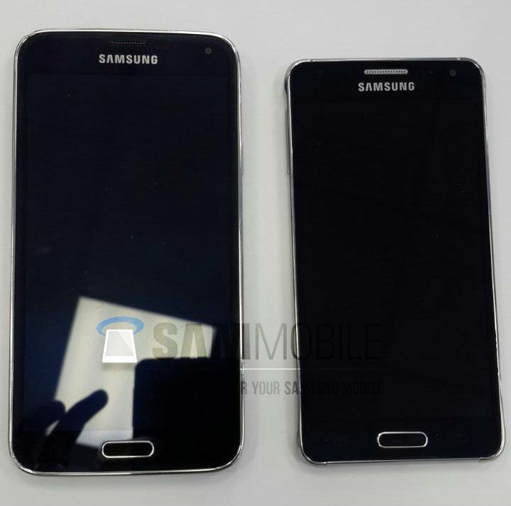 Galaxy S5 Alpha