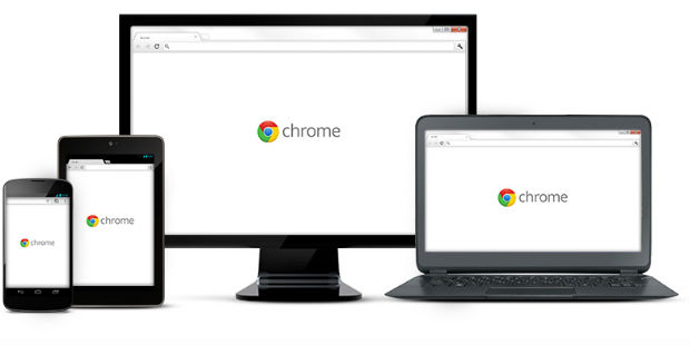 Google Chrome mit Bug