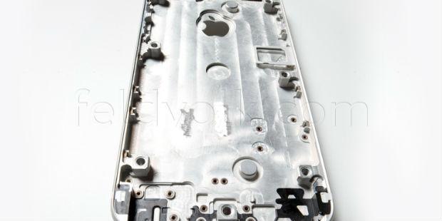iPhone 6 Leak Feld und Volk