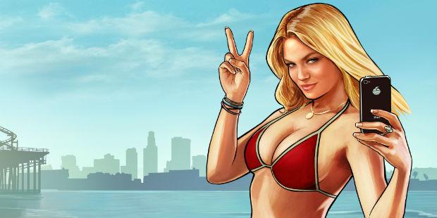 Lindsay Lohan GTA 5