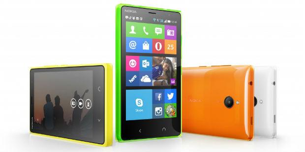 Microsoft Nokia X