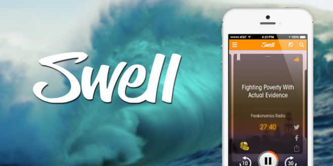 Swell Radio App