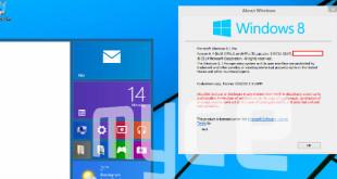 Windows 9 Threshold Startmenü