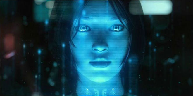 Windows Sprachassistent Cortana