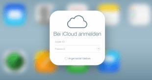 Apple iCloud ist sicher
